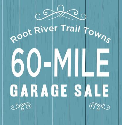 Canceled – 60-Mile Garage Sale