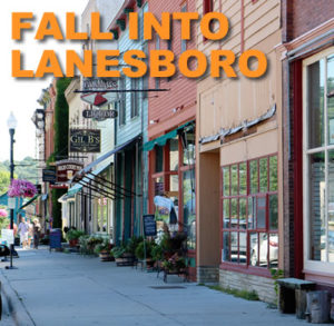 Fall Into Lanesboro @ Lanesboro