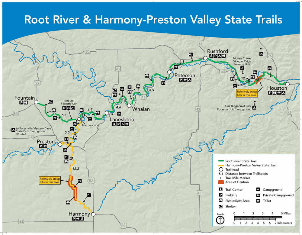Root River State Trail System