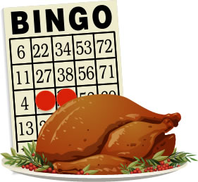Preston Servicemen's Turkey Bingo