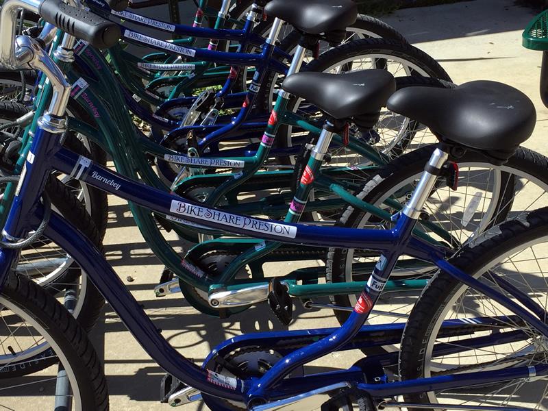 Bike Share program