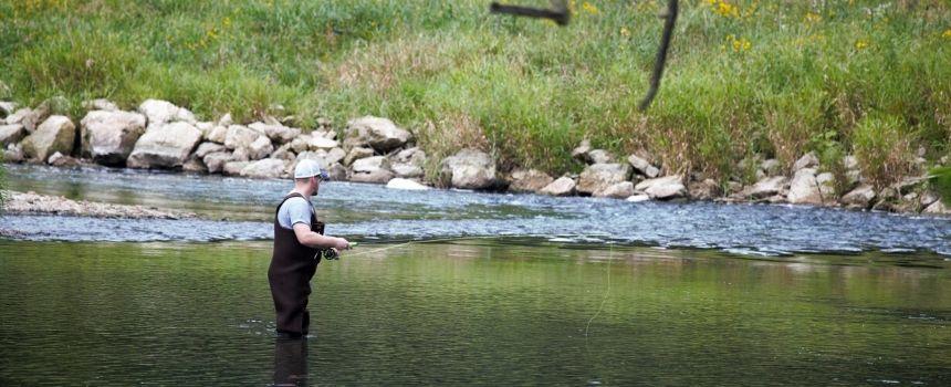 Preston, Fishing, Trout Fishing, Minnesota, Southeast Minnesota, Root River