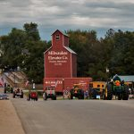 Autumn Tractor Ride - Root River Trail Towns Minnesota