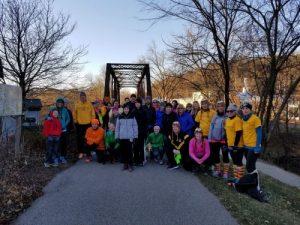 Fillmore County Turkey Day Run - Root River